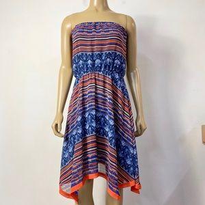 Maeve Anthropologie women's urco bohemian dress